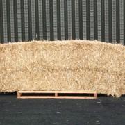 Big Bale Rye Hay
