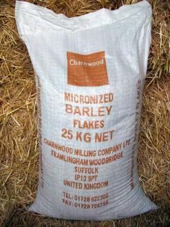 Micronized Barley 25kg