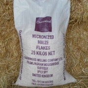 Micronized Maize Flakes 25kg