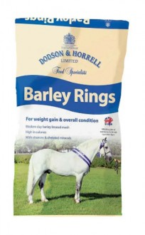 Supa Barley Rings 15Kg