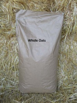 Whole Oats 25Kg