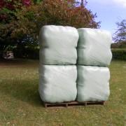 Big Bale Haylage - Threshed Rye