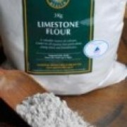 Supplements - Limestone Flour